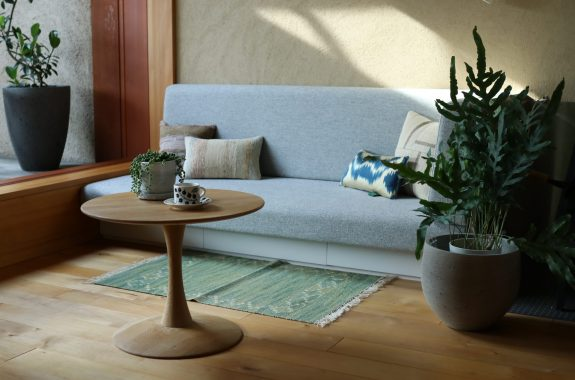 スペースに併せて作るオーダー家具